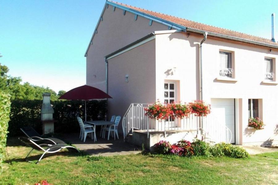 Location vacances Choiseul -  Gite - 4 personnes - Barbecue - Photo N° 1