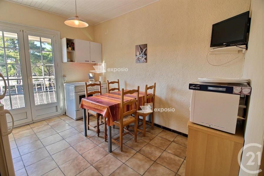 Location vacances Canet-en-Roussillon -  Appartement - 2 personnes - Télévision - Photo N° 1