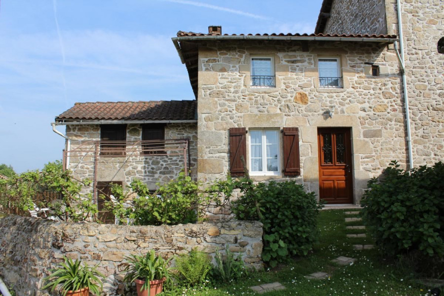 Location vacances Cognac-la-Forêt -  Gite - 4 personnes - Barbecue - Photo N° 1