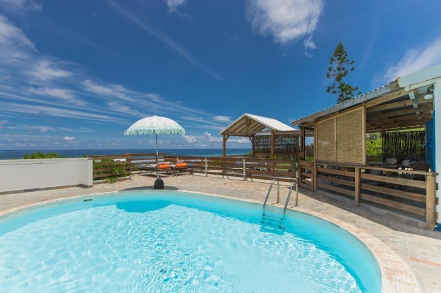 Maison pour 10 pers. avec piscine privée, Saint-Paul