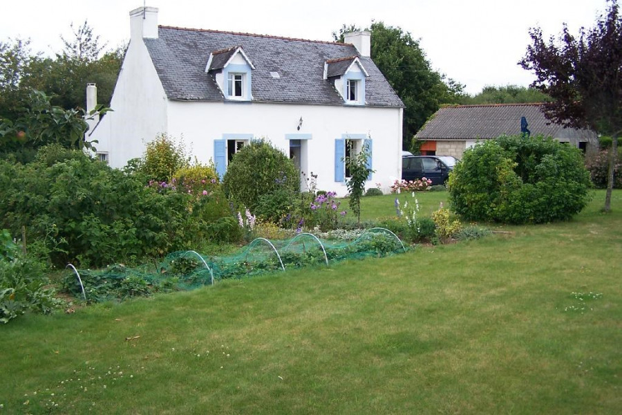Location vacances Clohars-Fouesnant -  Maison - 5 personnes - Barbecue - Photo N° 1
