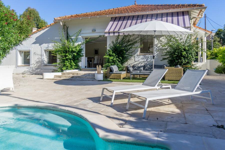 Location vacances Mandelieu-la-Napoule -  Maison - 6 personnes - Jardin - Photo N° 1