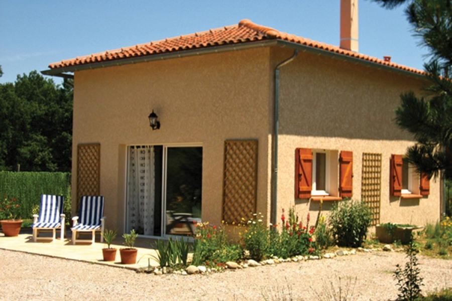Location vacances Ambres -  Maison - 4 personnes -  - Photo N° 1