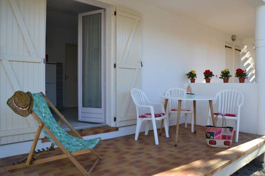 Appartements classés centre Marseillan-Plage