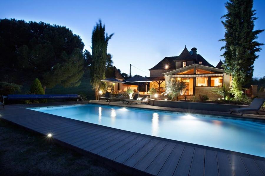 Ferienwohnungen Sarlat-la-Canéda - Haus - 6 Personen - Grill - Foto Nr. 1