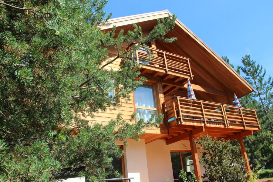 Location vacances Vallouise -  Maison - 8 personnes - Jardin - Photo N° 1