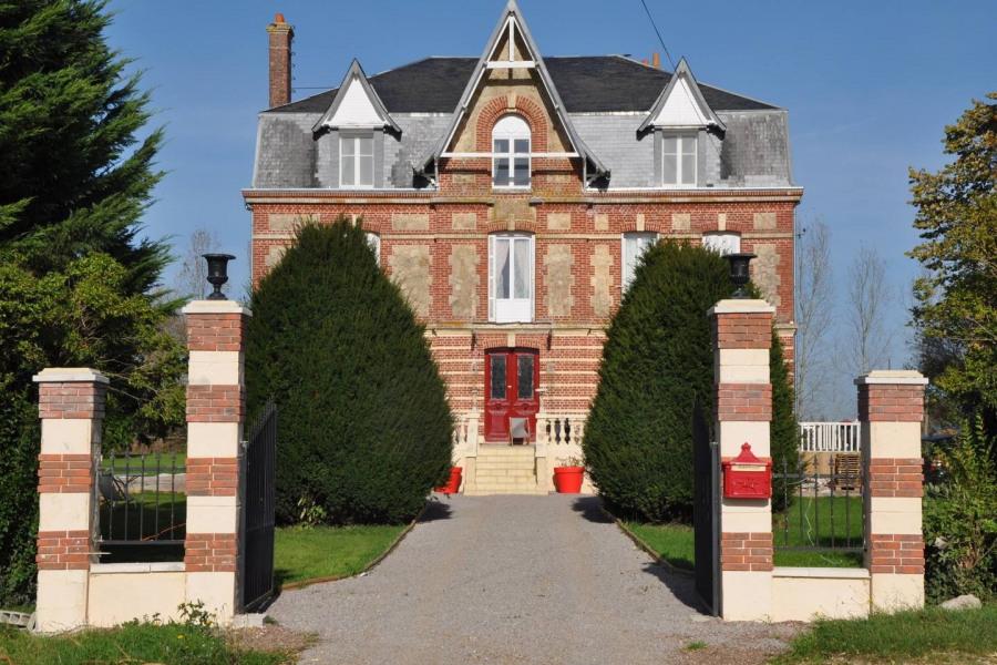 Beau Manoir en Normandie