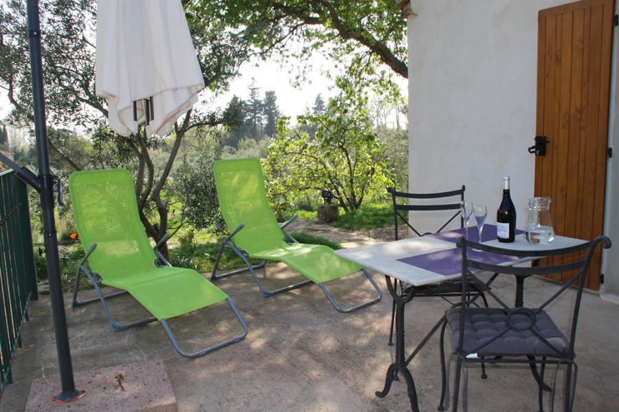 Alquileres de vacaciones Paradou - Cabaña - 4 personas - BBQ - Foto N° 1