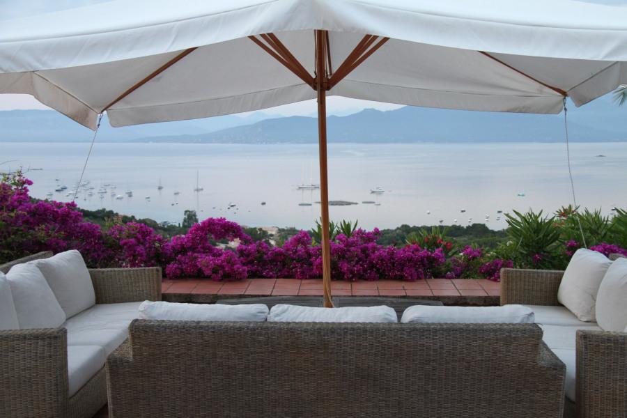 Villa de standing en bord de mer avec piscine pour 10/14 personnes