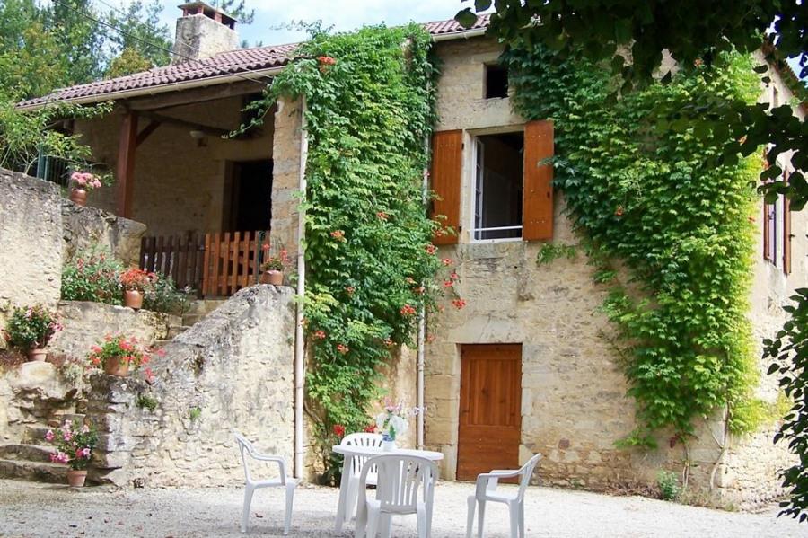 Holiday rentals Sarlat-la-Canéda - House - 4 persons - BBQ - Photo N° 1