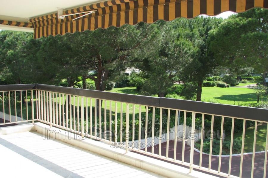 Location vacances Mandelieu-la-Napoule -  Appartement - 1 personnes - Ascenseur - Photo N° 1