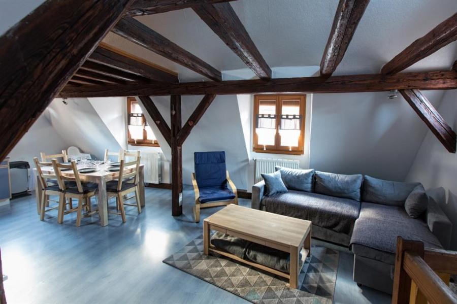 House De Vacances à Ribeauvillé En Alsace Pour 6 Ppl