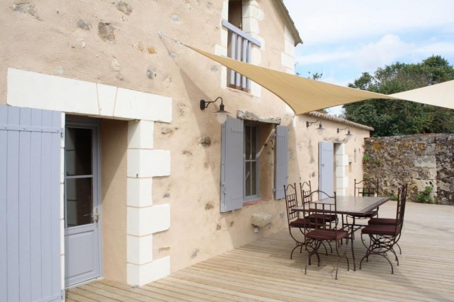 Gîte situé entre Puy du Fou et Châteaux de la Loire, idéal pour famille avec enfants