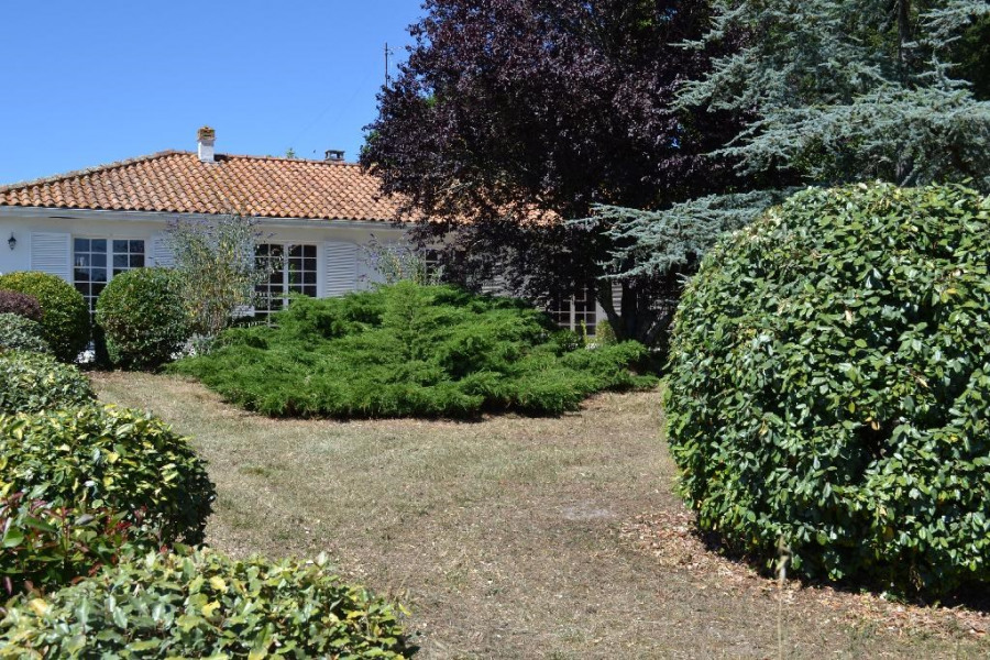Location vacances Queyrac -  Maison - 10 personnes - Barbecue - Photo N° 1