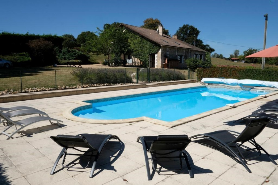 pour 9 pers. avec piscine privée, Vaunac
