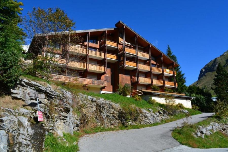 Studio cabine 4 pièces de 26 m² environ pour 5 personnes, la résidence Etoile des Neiges est située à 250 m du centre...