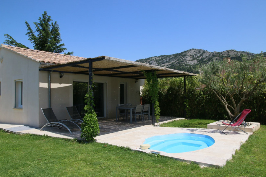 Holiday rentals Cheval-Blanc - House - 4 persons - BBQ - Photo N° 1
