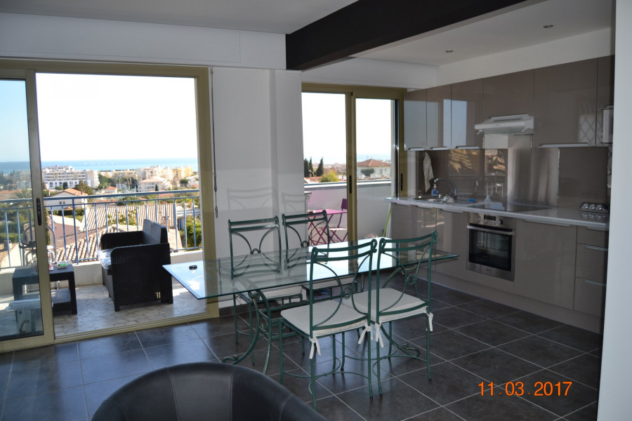 Holiday rentals Cagnes-sur-Mer - Apartment - 4 persons - Garden furniture - Photo N° 1