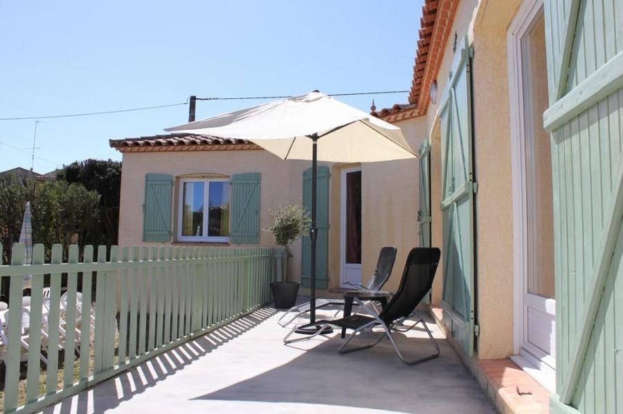 Villa pour 7 pers. avec internet, Poussan