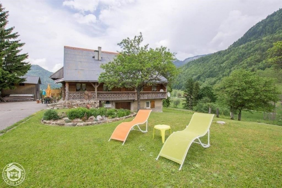 Location vacances Bellevaux -  Appartement - 5 personnes - Barbecue - Photo N° 1