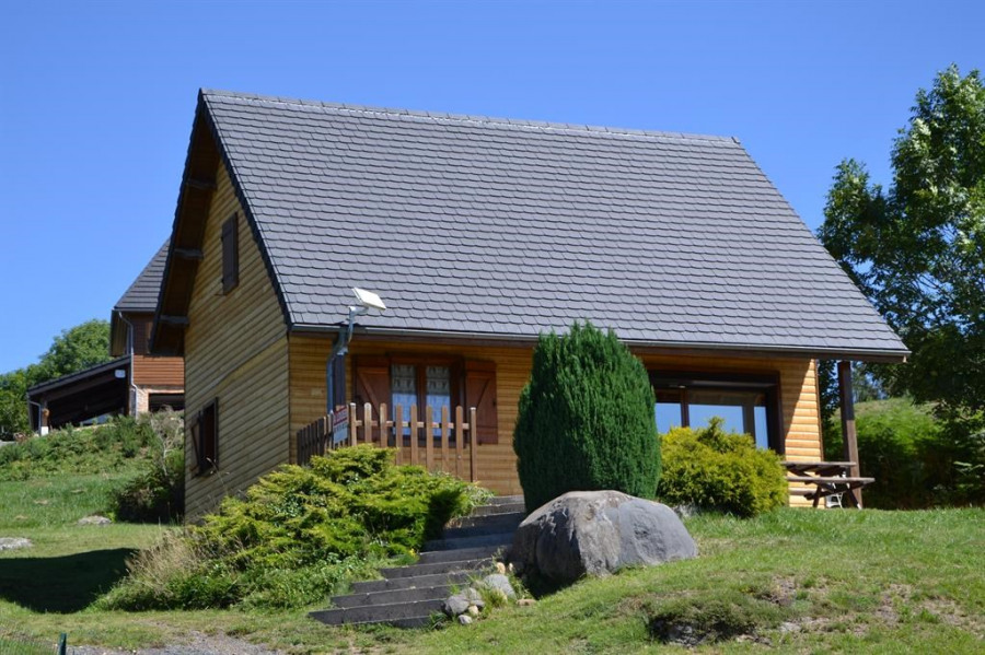 Holiday rentals Saint-Genès-Champespe - House - 6 persons - BBQ - Photo N° 1