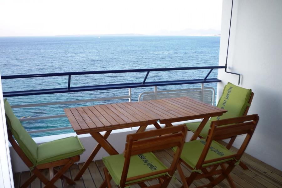 La terrasse vue panoramique mer