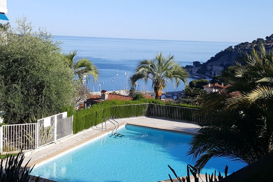 Studio avec piscine proche de la mer Villefranche-sur-Mer