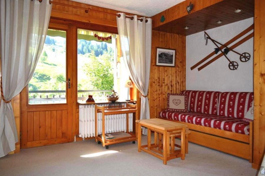 Studio de 24 m² environ pour 4 personnes, la résidence Le Planay est située dans le centre de la station du Chinaillo...