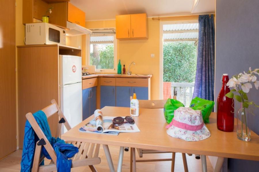 Le mobile home Evasion, idéal en famille ou entre amis !