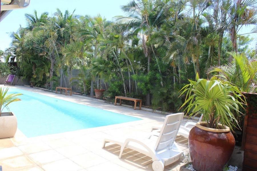 Appartement pour 4 pers. avec piscine privée, L'Étang-Salé