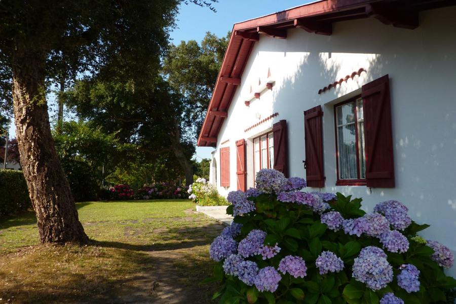 Location vacances Capbreton -  Maison - 7 personnes - Barbecue - Photo N° 1