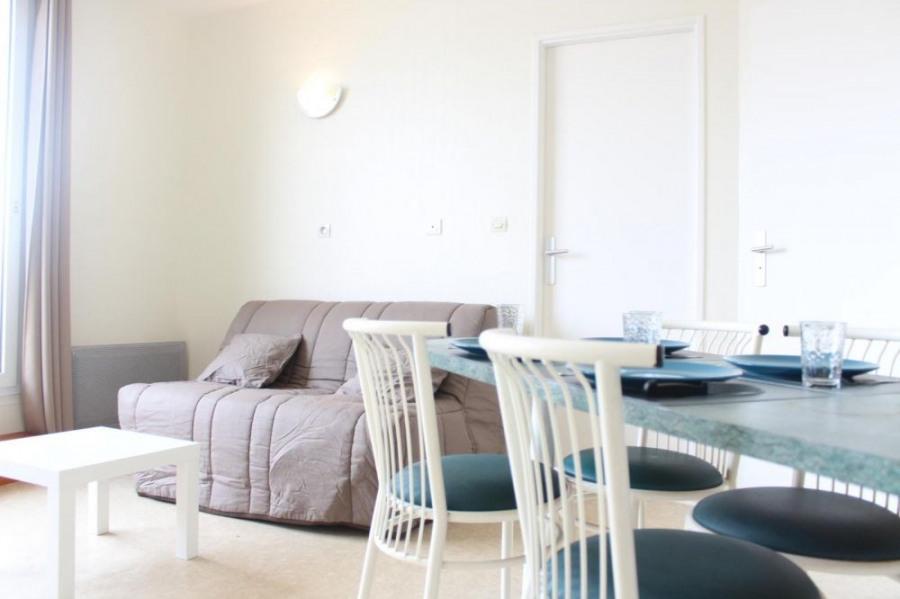 Appartement pour 3 pers. avec piscine, La Rochelle