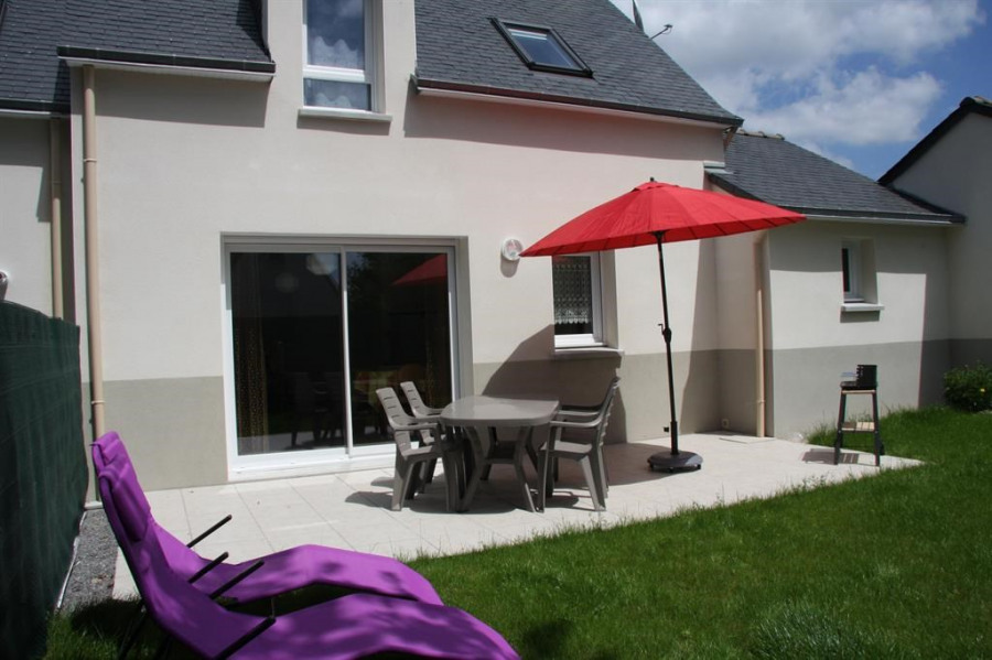 Holiday rentals La Forêt-Fouesnant - House - 6 persons - BBQ - Photo N° 1