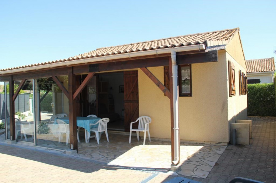 Location vacances Valras-Plage -  Maison - 6 personnes - Barbecue - Photo N° 1