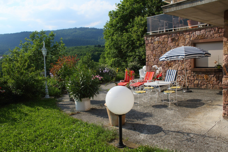 Location vacances Osenbach -  Appartement - 2 personnes - Barbecue - Photo N° 1