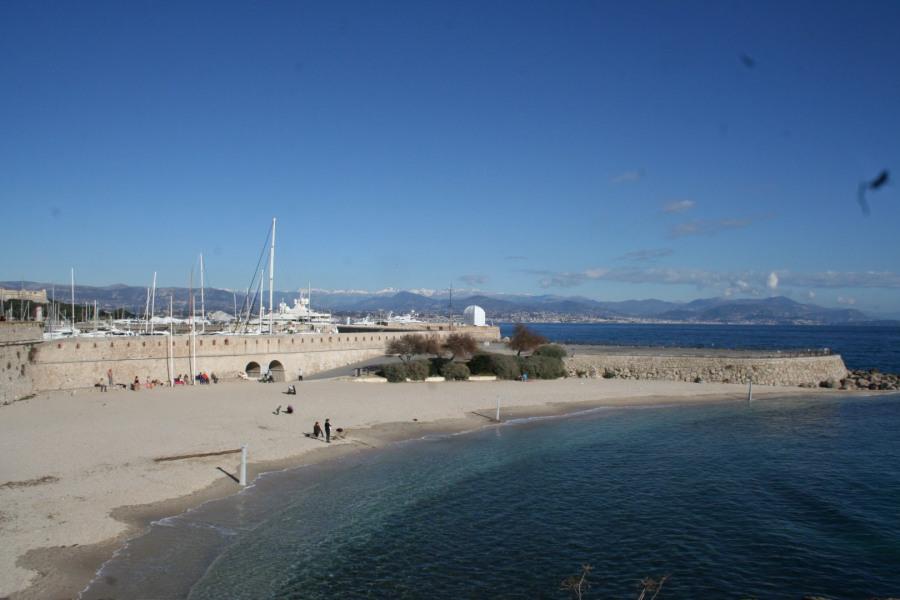 plage à proximité à pied