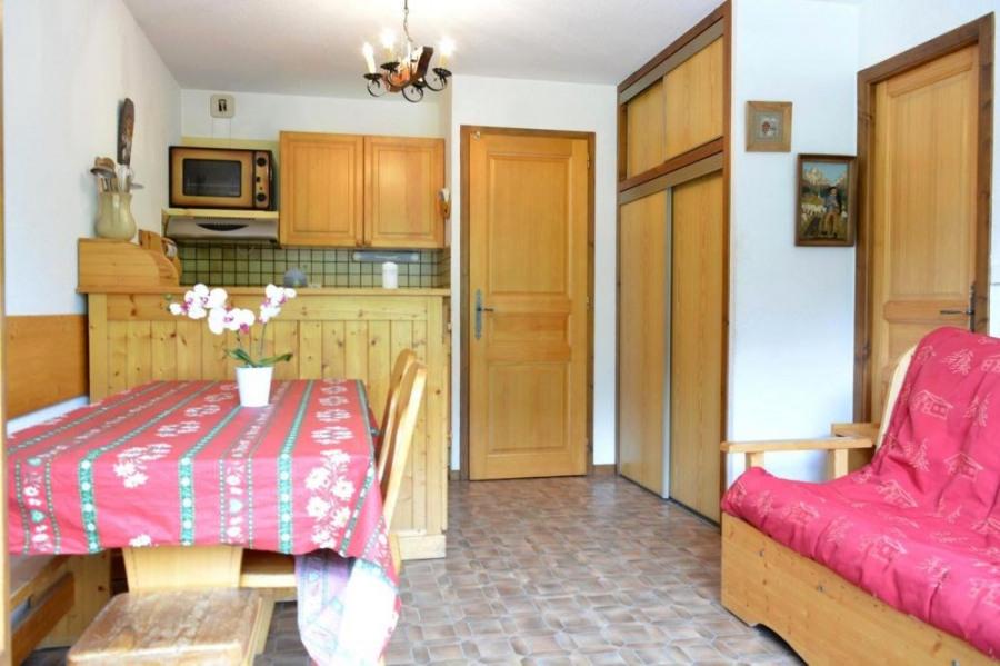 Le Grand Bornand 74 - Secteur Village - Résidence Le Cornillon A. Studio de 25 m² environ pour 4 ...