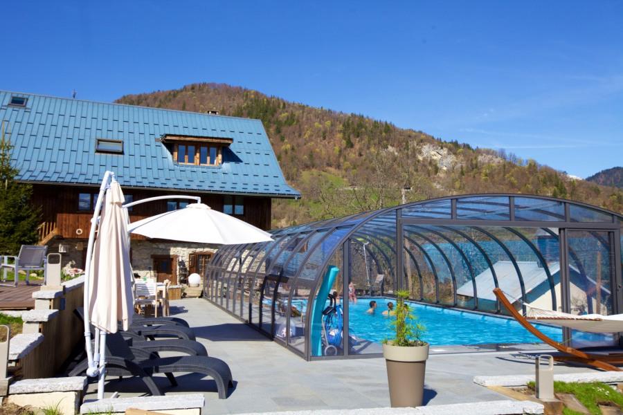 Ferienwohnungen Saint-Ferréol - Hütte - 8 Personen - Grill - Foto Nr. 1