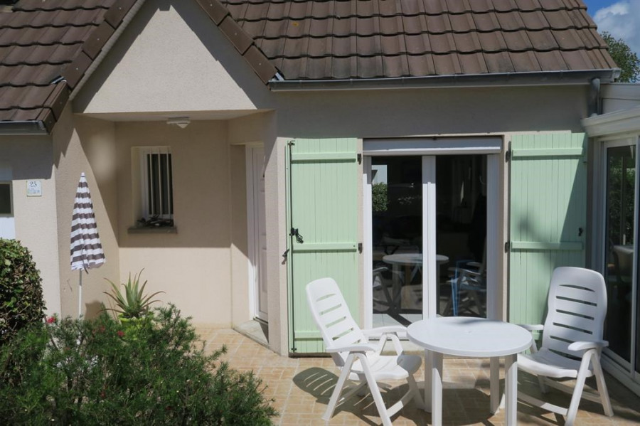 Holiday rentals Bréhal - House - 6 persons - BBQ - Photo N° 1