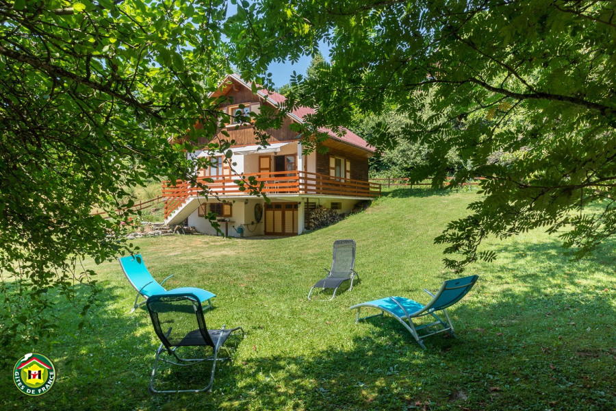 Location vacances Villard-Saint-Christophe -  Gite - 5 personnes - Jardin - Photo N° 1
