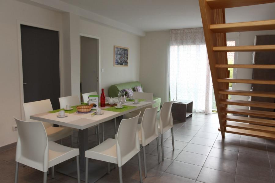 Location vacances Vieux-Boucau-les-Bains -  Appartement - 8 personnes - Télévision - Photo N° 1