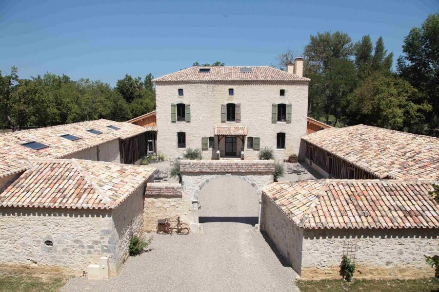 Holiday rentals Sainte-Sabine-Born - Cottage - 50 persons - BBQ - Photo N° 1