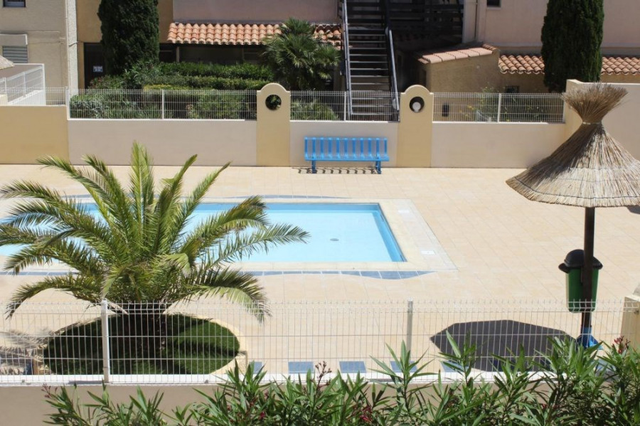 Résidence les Dromadaires - Appartement 4 pièces en duplex situé sur le port.