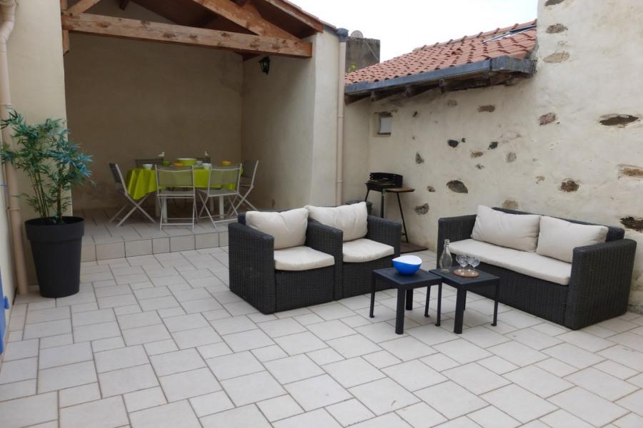 Location vacances Saint-Gilles-Croix-de-Vie -  Maison - 6 personnes - Barbecue - Photo N° 1