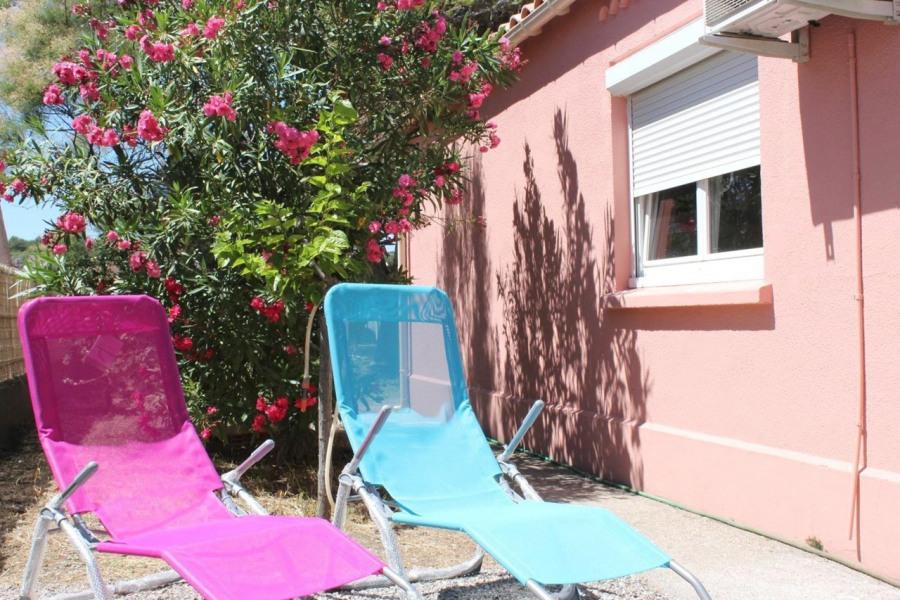 Location vacances Narbonne -  Maison - 6 personnes - Jardin - Photo N° 1