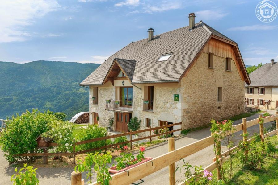 Location vacances Entremont-le-Vieux -  Gite - 6 personnes - Barbecue - Photo N° 1