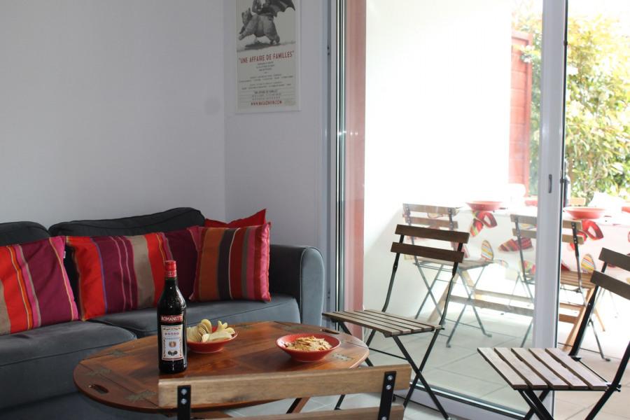 Location vacances Hendaye -  Appartement - 5 personnes - Chaise longue - Photo N° 1
