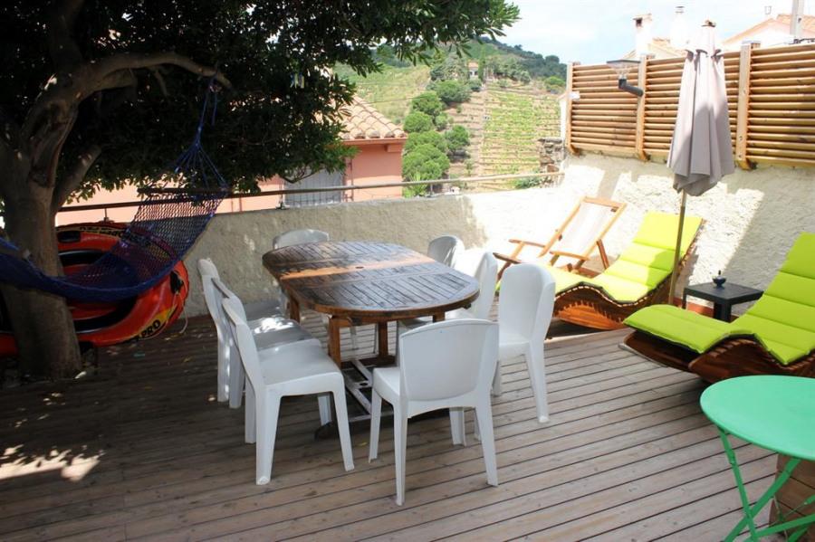 Alquileres de vacaciones Banyuls-sur-Mer - Casa - 8 personas - BBQ - Foto N° 1