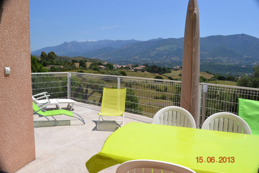 Location vacances Afa -  Appartement - 4 personnes - Barbecue - Photo N° 1