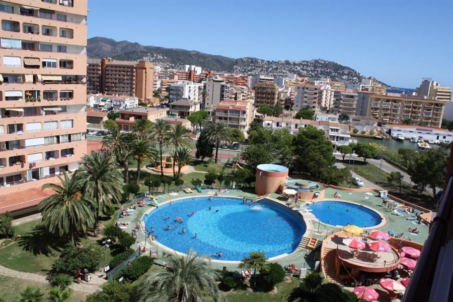 Location vacances Rosas -  Appartement - 4 personnes - Jardin - Photo N° 1